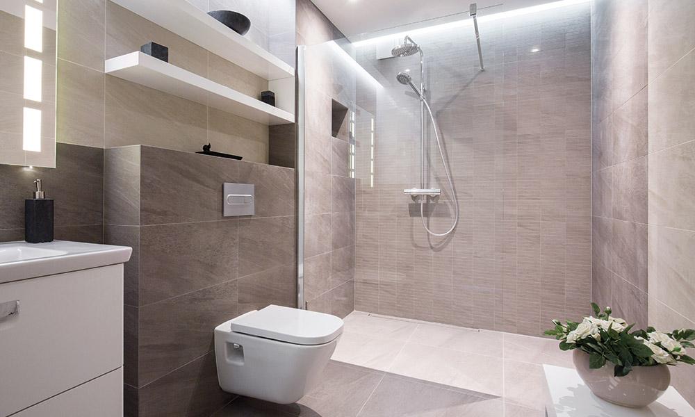 Baño nuevo reformado