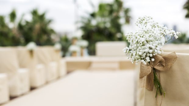 Ceremonia de una boda