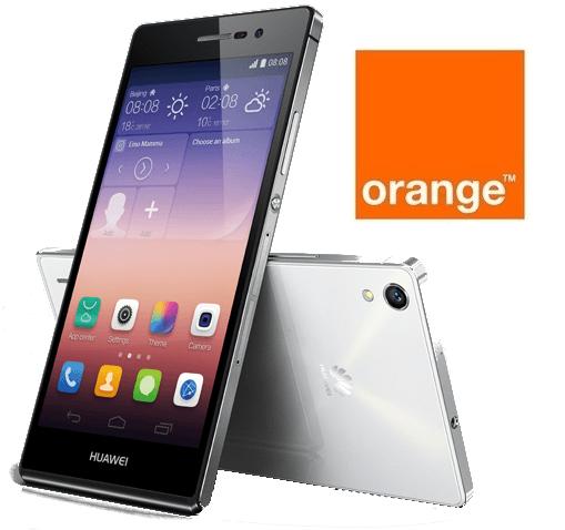 liberar un móvil Orange