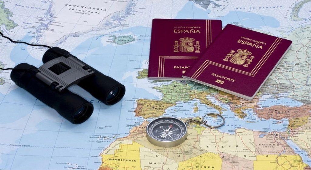 Pasaporte para viajar