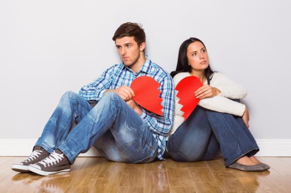 Divorcio en pareja