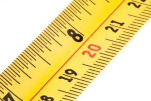 El sistema métrico y la milla