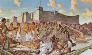 Pueblo egipcio