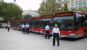 líneas urbanas, metropolitanas e interurbanas