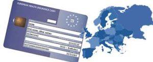 la tarjeta sanitaria en el extrajero
