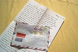 carta por buzón