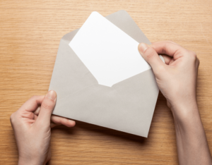 una carta