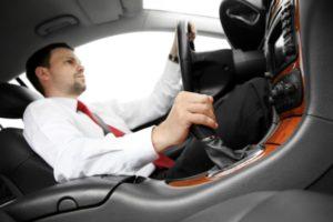 multa por conducir