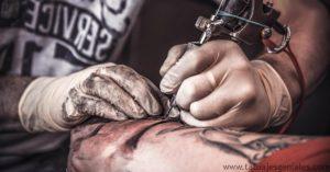 Los tatuajes según el Diccionario de la Lengua Española