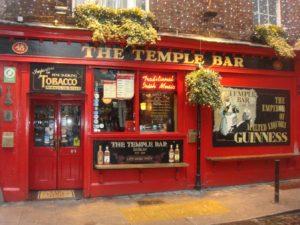 Pubs Irlandes