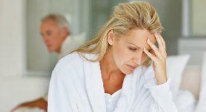 ovarios de la mujer dejan de producir las hormonas de estrógeno y progesterona