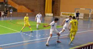Jugadores fútbol sala