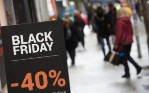 El black Friday es un día