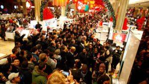 marca el comienzo de las compras navideñas