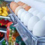 Cuánto dura un huevo cocido en la nevera