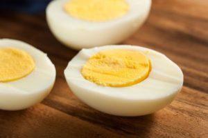 Tips para los huevos cocidos