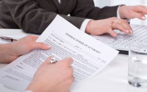 ¿Cuál es el precio del poder notarial?
