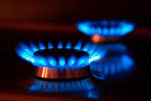 Gas butano para cocinar