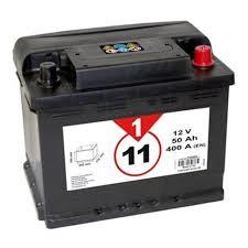 La capacidad de corriente de la batería