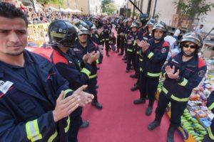 cuánto gana un bombero en méxico