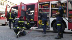 cuanto gana un bombero en españa