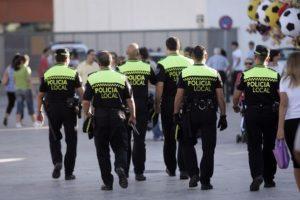 cuánto gana un policía nacional