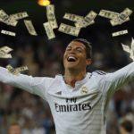 Cuánto gana Cristiano Ronaldo