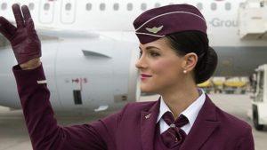 cuanto gana una azafata de vuelo en costa rica