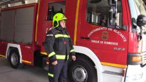 cuánto gana un bombero