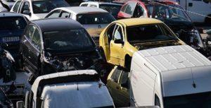 Bajas definitivas de los coches
