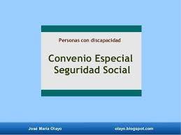 Calculo de la cuota a ingresar por el convenio especial de seguridad social