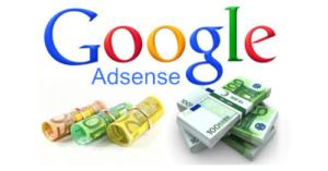 Paga Google Adsense