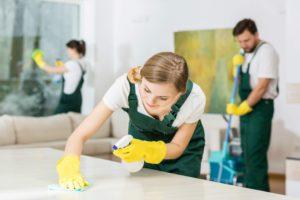 Salario de empleados del hogar