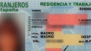 TIE y certificados de registro de los residentes comunitarios