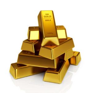 Valor del oro